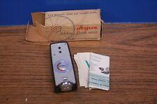 Vintage Argus Folding Flash Unit  756 portable, antique