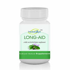Herbal Aid Long Aid 60 Capsule For Men - Long Lasting Sex | EXTRA TIME | DELAY