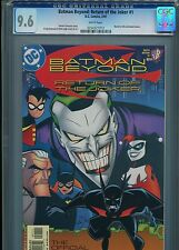 Batman Beyond: Return of the Joker #1  CGC 9.6 WP   (VHTF)