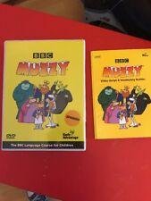 BBC Muzzy Spanish DVD Pack