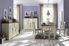 Tisch- & Stuhl-Sets aus Eiche für das Esszimmer Überspannungsschutze der Teile 7