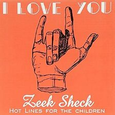 Zeek Sheck - I Love  You [CD]