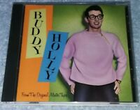 BUDDY HOLLY From The Original Master Tapes CD
