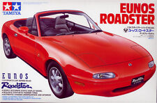 Tamiya 24085 1/24 Scale Model Sport Car Kit Mazda MX-5 Miata Eunos Roadster