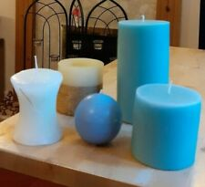 5 Assorted Candles