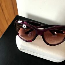 Ladies Marc Jacobs Vintage Sunglasses Preloved Gradient Lenses With Case