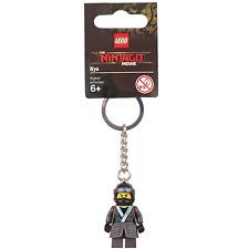 LEGO Ninjago Movie - Nya Keychain Keyring -  853699 - BNWT - AU Seller