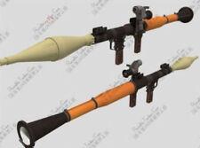 "1:1 1.2m=47"" Model Life size gun RPG-7 Rocket Anti-tank Shoulder Laucher Paper"