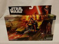 Star Wars Animated Series Ezra Bridger's Speeder  Disney/Hasbro 2015 Aus Seller