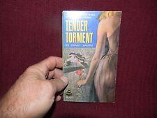 1962 TENDER TORMENT by Randy Salem Erotic Adult 1st Printing -  MIDWOOD F172