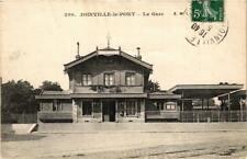 CPA JOINVILLE-le-PONT La Gare (671955)