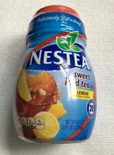 Nestea Instant Sweet Lemon Iced Tea Mix 45.1 oz - Makes 20 Quarts Discontinued