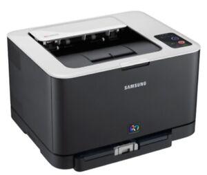 Samsung CLP-325W WiFi Colour Laser Printer Good Condition
