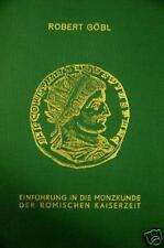 * Göbl, Einführung in die Münzkunde der römischen Kaiserzeit, 1960