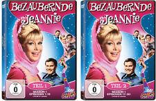 4 DVDs *  BEZAUBERNDE JEANNIE - SEASON 1 ( 1.1 + 1.2 IM SET ) # NEU OVP  <