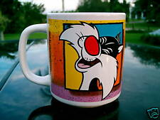 Warner Bros. Looney Tunes Sylvester Six Flags Mug