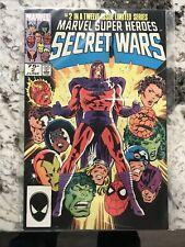 Marvel Super Heroes Secret Wars 2-12 MINT/NEAR MINT Prob High CGC 🔥 MISSING # 8
