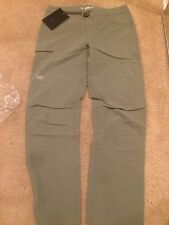 Arc'teryx Psiphon SL Pants (For Men)SIZE:34.COLOR:Tarn.NWT.