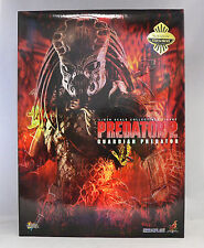 Hot Toys Predator 2 Guardian Predator Sideshow Exclusive 1/6 Figure Box Only