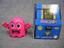 Funko Mystery Minis NEW * Ms Pac-Man Ghost * Pink Retro Video Games Vinyl Figure