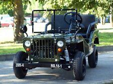 Mini Jeep Willys 150cc Quad Bike EU stock ! Shock Absorbers !