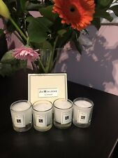 Jo Malone Candles set of four boxed