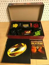 Risk The Lord of the Rings The Middle Earth Conquest Game 99% Complete