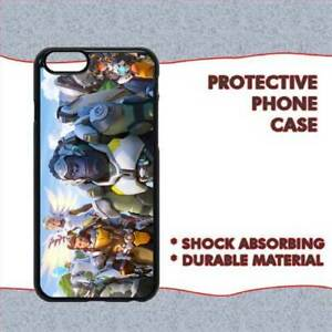 Protective Phone Case - Overwatch - for Apple, Samsung, Huawei, Sony, HTC
