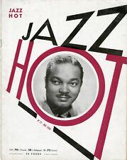 """""""JAZZ HOT N° 27 : Sy OLIVER (NOVEMBRE 1948)"""