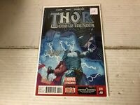 THOR GOD OF THUNDER (2012 Marvel) #20 NM- 1st Dario Agger Old Galactus KEY 🔥🔥