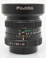 Fuji Fujinon - W  EBC  35mm 1 : 2,8  M42    A/B  condition