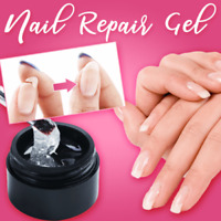 Cracked Nail Repair Gel Armor Nail Gel Coat Growth Treatment Strong Repair UK