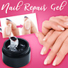 Cracked Nail Repair Gel Armor Nail Gel Coat Growth Treatment Repair Strong 2PCS