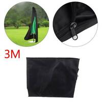 Large Parasol Banana Cantilever Umbrella Cover Patio Garden Outdoor Weatherproof