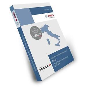 Blaupunkt Tele Atlas TomTom Italien Travelpilot DX 2013/2014 Hauptstraßen Westeu