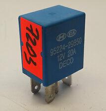 95224-29850 Original HYUNDAI SONATA Diverse Relais Relay Multi-Use Blue Deco
