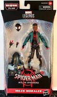 Hey...New Marvel Legends Miles Morales Spider-Man Into the Spider-Verse Figure