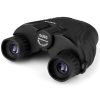 BIJIA 10x25 Zoom Day Night Vision Outdoor Activity Travel HD Binoculars Hunting