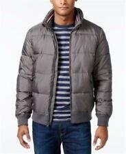 Tommy Hilfiger Mens Salvador Puffer Jacket Coat Full Zip...