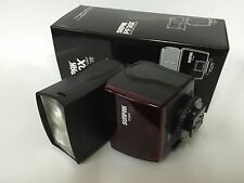 FLASH SUNPAK PF30X FOR NIKON - NEW - WARRANTY