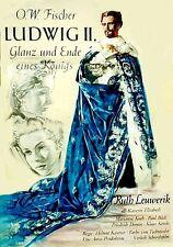 LUDWIG II: GLANZ UND ENDE EINES KÖNIGS (1955) *  English and Spanish subtitles *