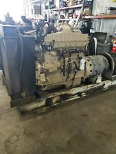 Cummins Diesel Ind335bc3 Ge Dc Generator Genset 559mw