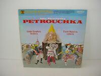 Igor Stravinsky Petrouchka Quadraphonic Lp Album Record Vinyl