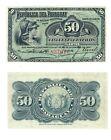 - Paper Reproduction - Paraguay 50 centavos 1907 359