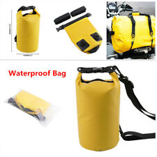 Motorcycle Outdoor PVC Dry Sack Bag Waterproof Diving Swimming Travel Drifting
