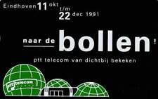 Telefoonkaart / Phonecard Nederland RCZ031 ongebruikt - Naar de PTT Bollen