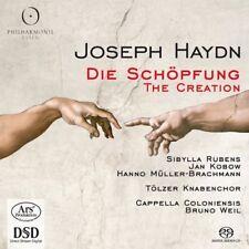 CD de musique creation