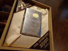 LUCKY STRIKE PACK GRAPHIC #0185 ZIPPO LIGHTER NEAR MINT RARE 1999