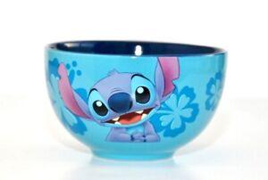 Disney Stitch Bowl, Disneyland Paris Original    N:2432