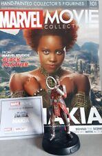 Marvel Movie Collection #101 Nakia Figurine (Black Panther) Eaglemoss English